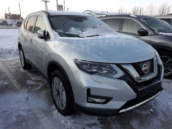 Nissan X-Trail, 2020 год, 2 316 000 руб.