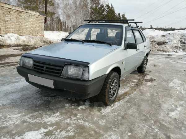 Лада 21099, 1998 год, 37 000 руб.