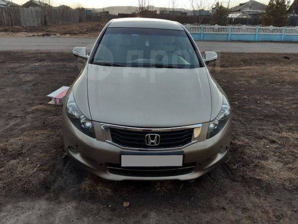 Honda Accord Inspire, 2008 год, 620 000 руб.