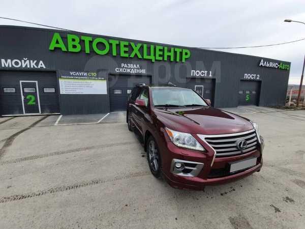 Lexus LX570, 2014 год, 3 200 000 руб.