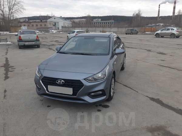 Hyundai Solaris, 2019 год, 850 000 руб.