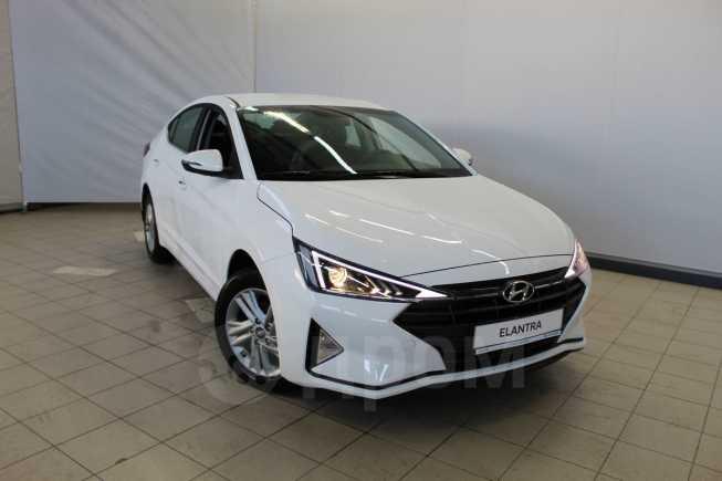 Hyundai Elantra, 2020 год, 1 285 000 руб.