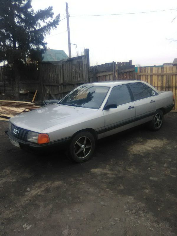 Audi 100, 1983 год, 75 000 руб.