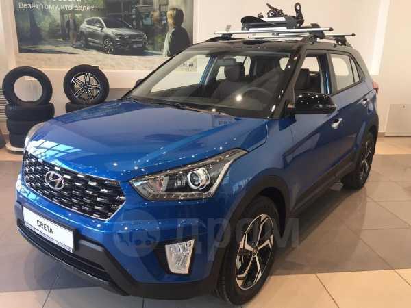 Hyundai Creta, 2020 год, 1 483 000 руб.