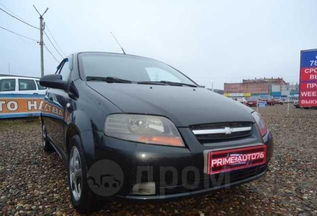 Chevrolet Aveo, 2007 год, 189 000 руб.