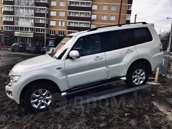 Mitsubishi Pajero, 2018 год, 2 399 000 руб.