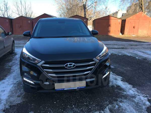 Hyundai Tucson, 2015 год, 1 260 000 руб.