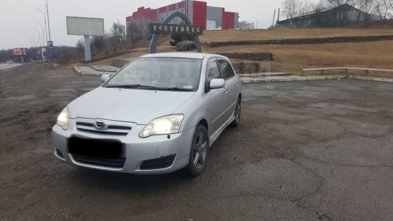 Toyota Allex, 2001 год, 285 000 руб.