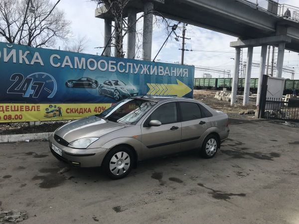 Ford Focus, 2004 год, 110 000 руб.
