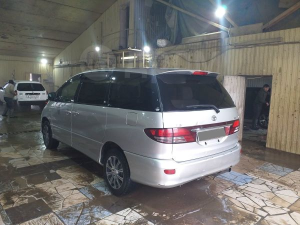 Toyota Estima, 2005 год, 550 000 руб.