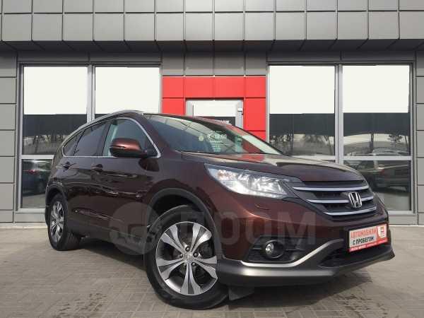 Honda CR-V, 2013 год, 1 170 000 руб.