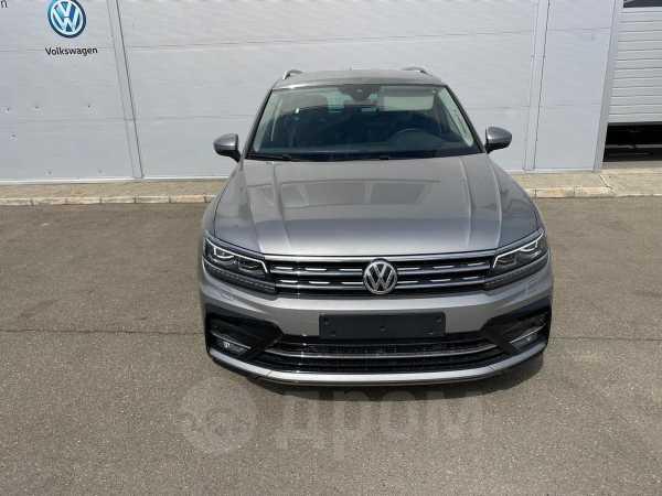 Volkswagen Tiguan, 2020 год, 2 520 000 руб.