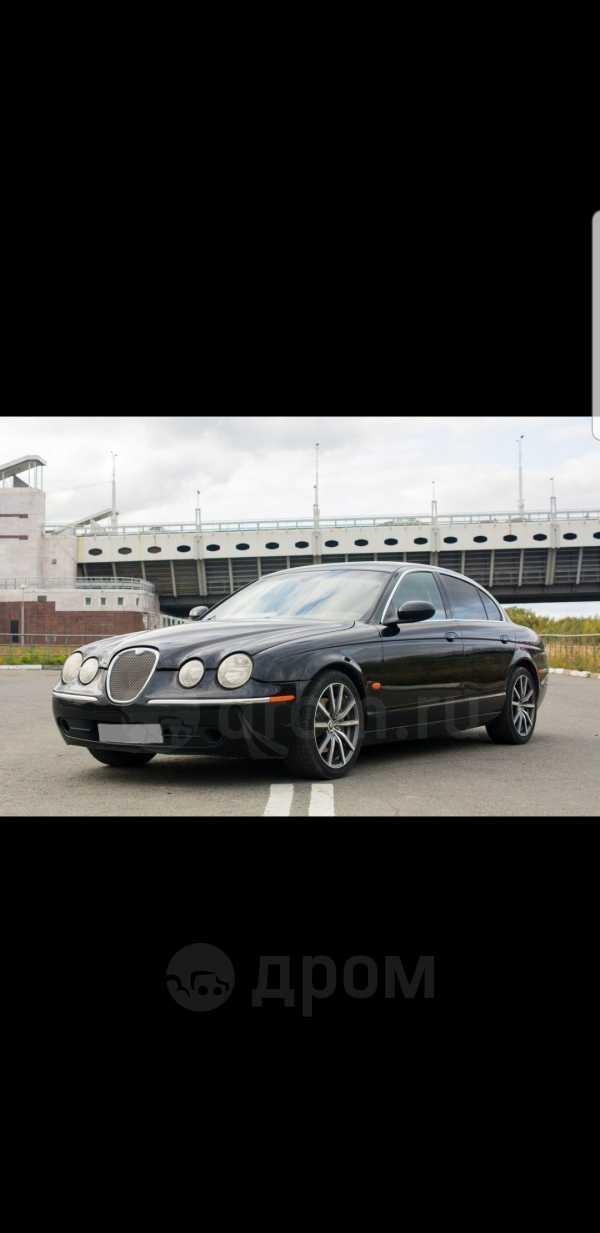 Jaguar S-type, 2006 год, 470 000 руб.
