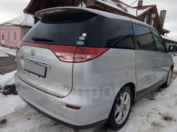Toyota Estima, 2007 год, 515 000 руб.