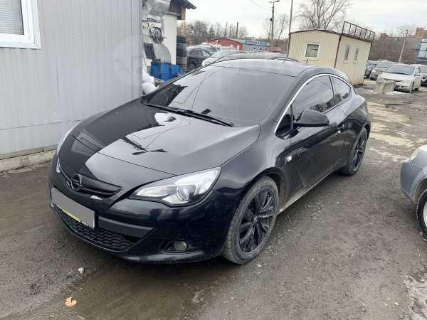 Opel Astra GTC, 2012 год, 355 000 руб.