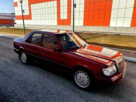 Курган Mercedes 1985