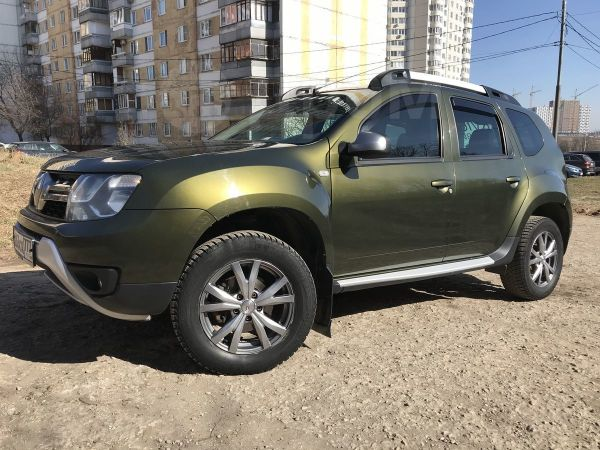 Renault Duster, 2016 год, 745 000 руб.