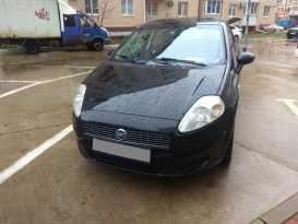Черкесск Fiat Punto 2007