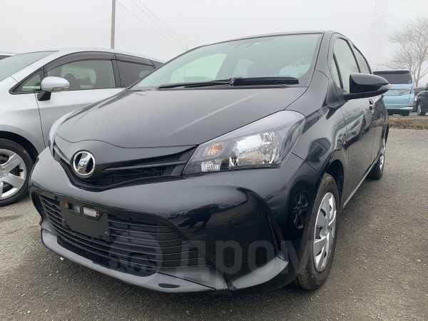 Toyota Vitz, 2016 год, 495 000 руб.