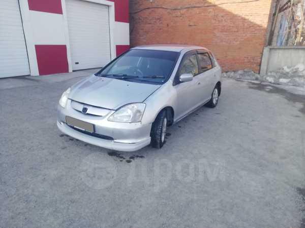 Honda Civic, 2001 год, 180 000 руб.