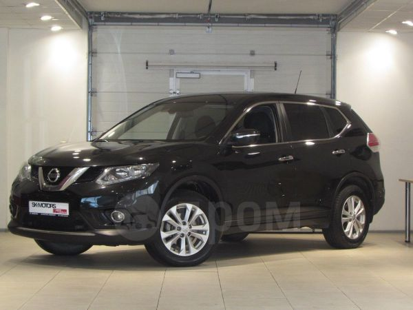 Nissan X-Trail, 2015 год, 1 215 000 руб.