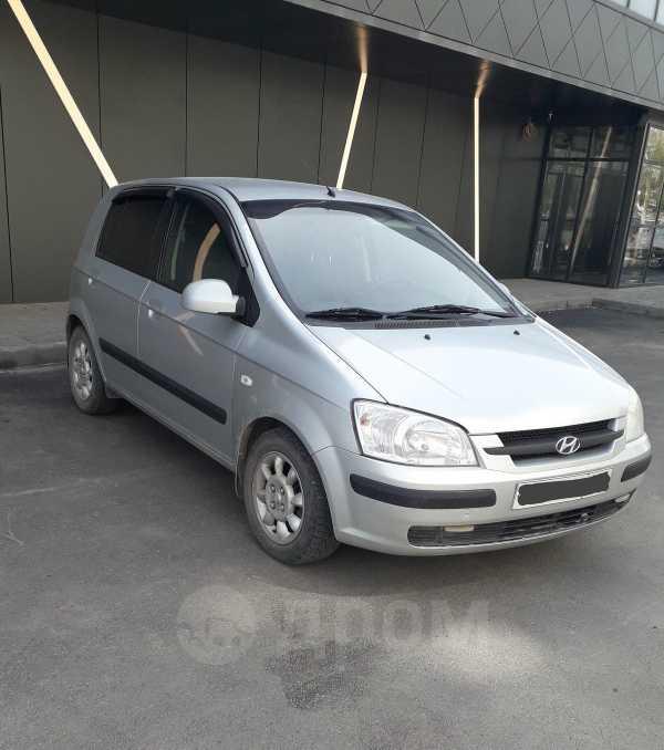Hyundai Getz, 2004 год, 230 000 руб.