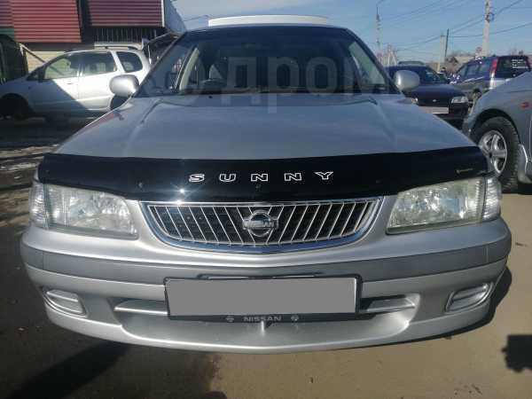 Nissan Sunny, 2001 год, 204 000 руб.