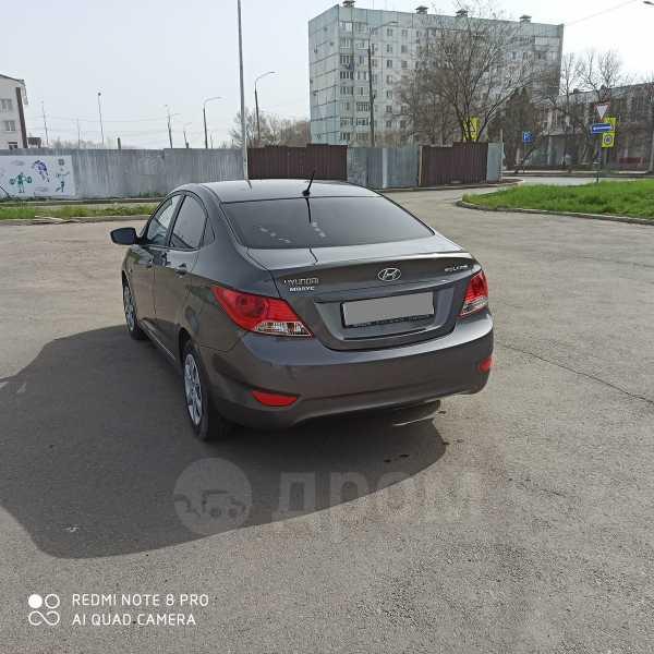 Hyundai Solaris, 2013 год, 510 000 руб.