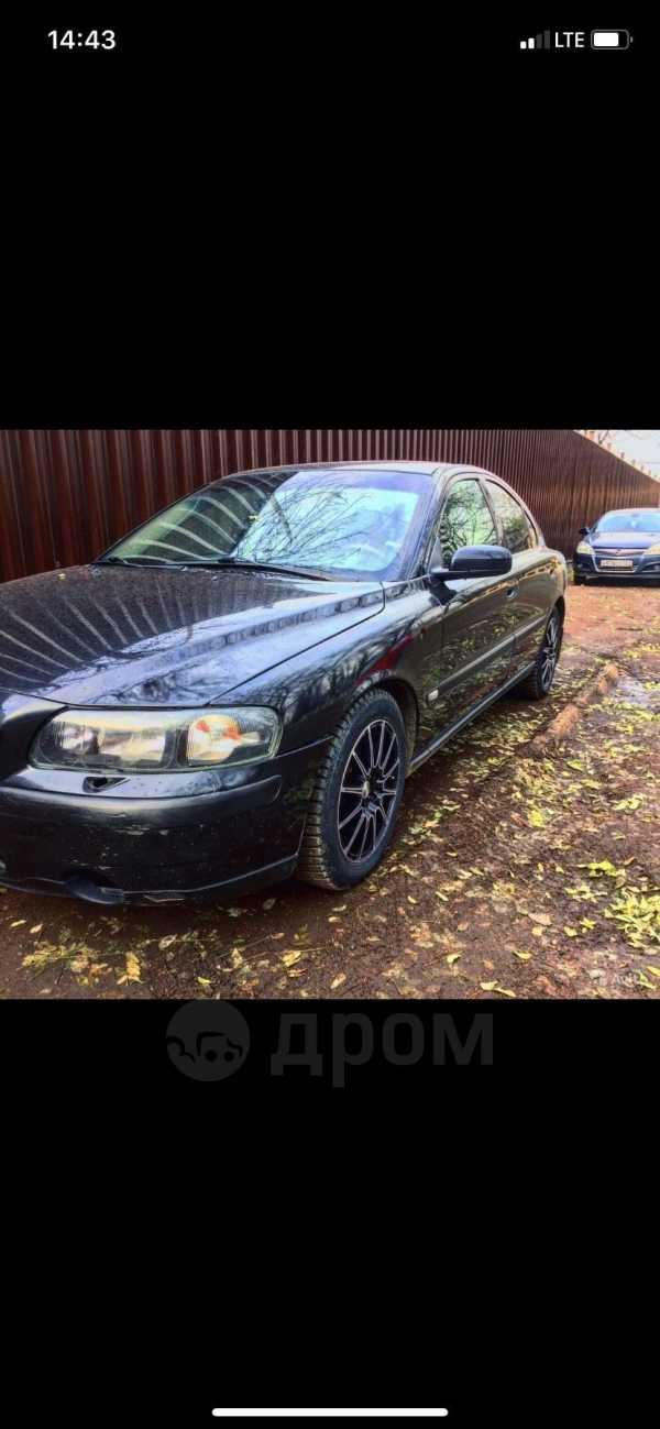 Volvo S60, 2003 год, 250 000 руб.