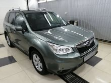 Мегет Forester 2013