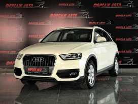 Краснодар Audi Q3 2011