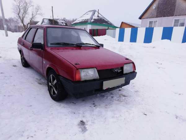 Лада 21099, 1996 год, 24 000 руб.