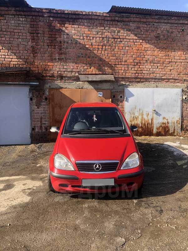 Mercedes-Benz A-Class, 2004 год, 250 000 руб.