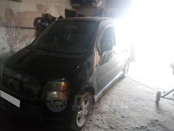 Suzuki Wagon R, 2002 год, 100 000 руб.