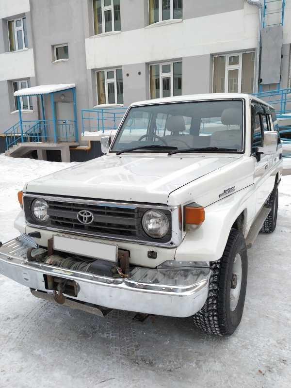 Toyota Land Cruiser, 1997 год, 890 000 руб.