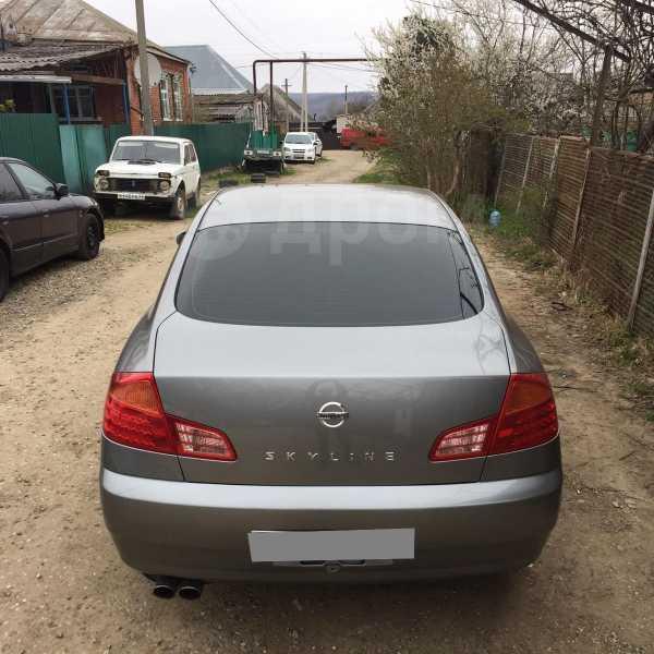 Nissan Skyline, 2003 год, 230 000 руб.