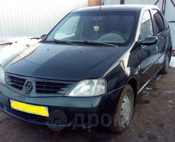 Renault Logan, 2009 год, 195 000 руб.