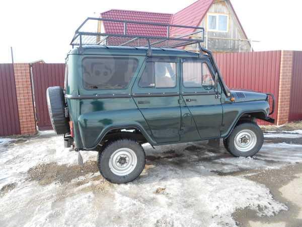 УАЗ 469, 1995 год, 210 000 руб.