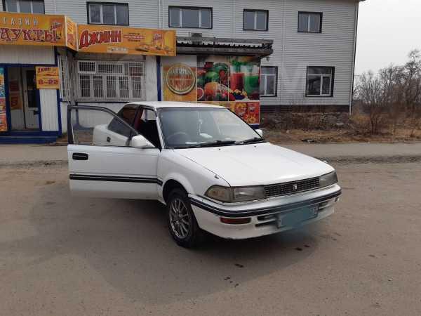 Toyota Corolla, 1991 год, 120 000 руб.