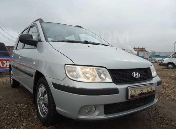 Hyundai Matrix, 2008 год, 299 000 руб.