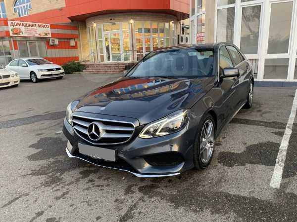 Mercedes-Benz E-Class, 2014 год, 1 240 000 руб.