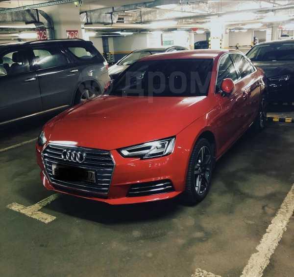 Audi A4, 2016 год, 1 650 000 руб.