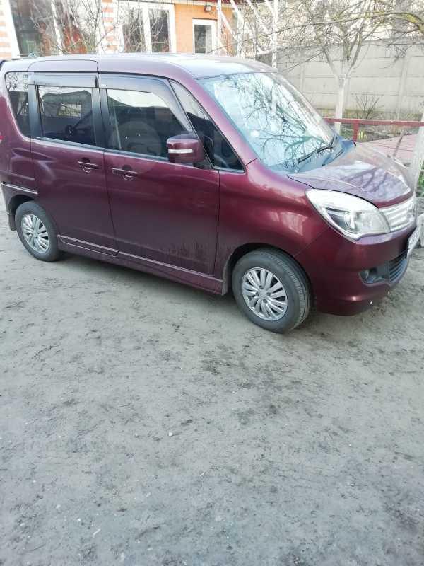 Suzuki Solio, 2011 год, 510 000 руб.