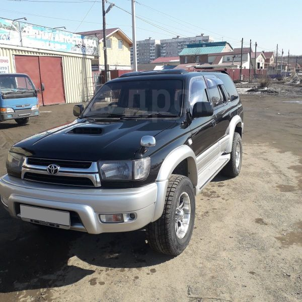 Toyota Hilux Surf, 1998 год, 750 000 руб.
