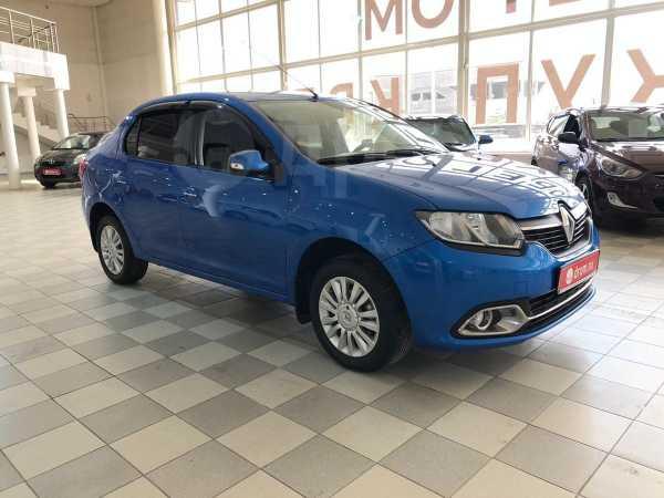 Renault Logan, 2016 год, 539 000 руб.
