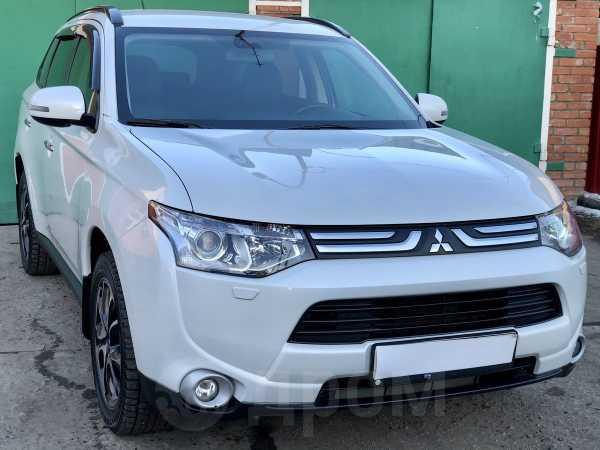 Mitsubishi Outlander, 2014 год, 1 070 000 руб.