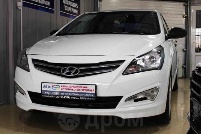Hyundai Solaris, 2014 год, 569 900 руб.
