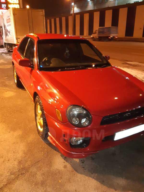 Subaru Impreza, 2000 год, 300 000 руб.