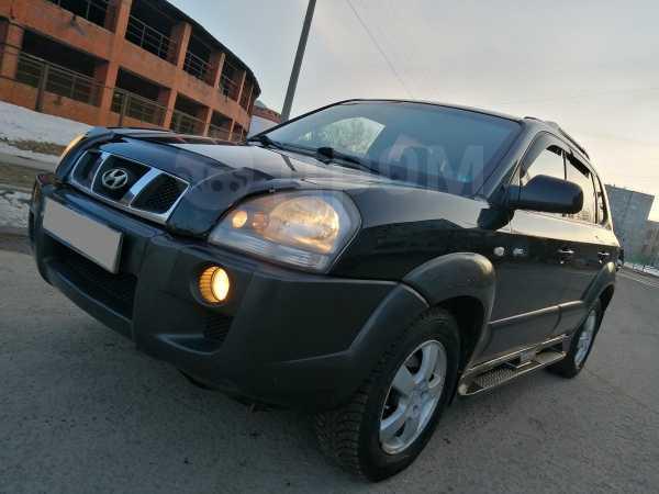 Hyundai Tucson, 2006 год, 579 000 руб.