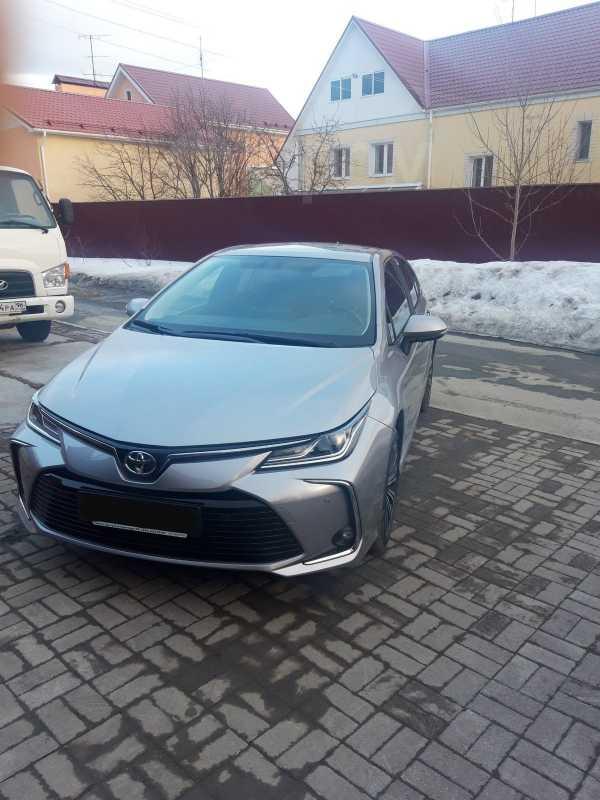 Toyota Corolla, 2019 год, 1 579 000 руб.